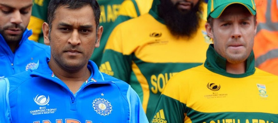 India vs South Africa: The 50 overs battle