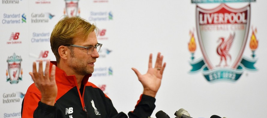 Klopp set for 'special' first night at Anfield