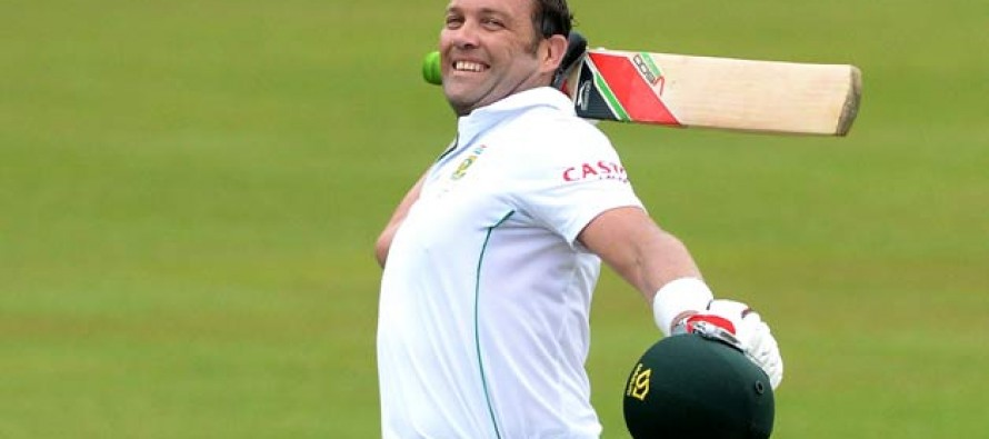 Kallis: Cricket's finest all rounder turns 40