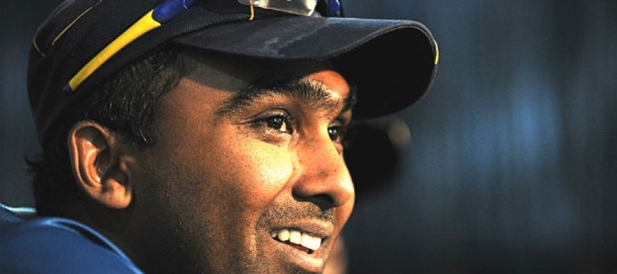 Jayawardene wants England to keep things simple