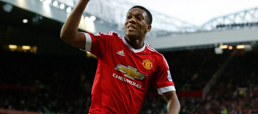 'I think we can win the Premier League and the Champions League this season' Martial
