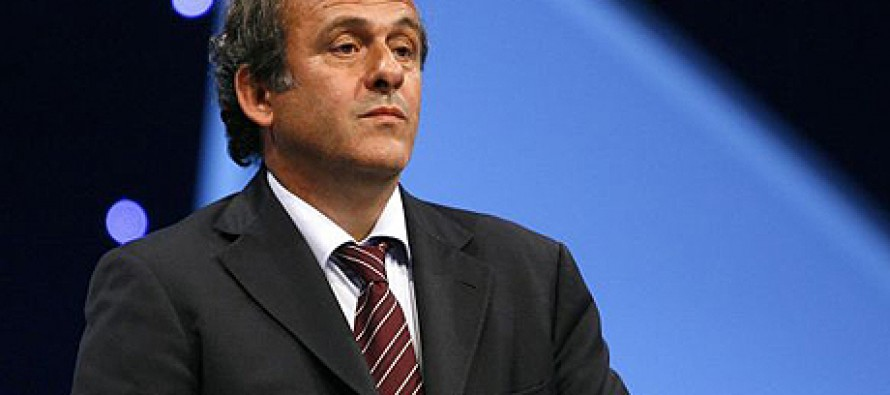 I'm best man for FIFA, insists banned 'knight' Platini