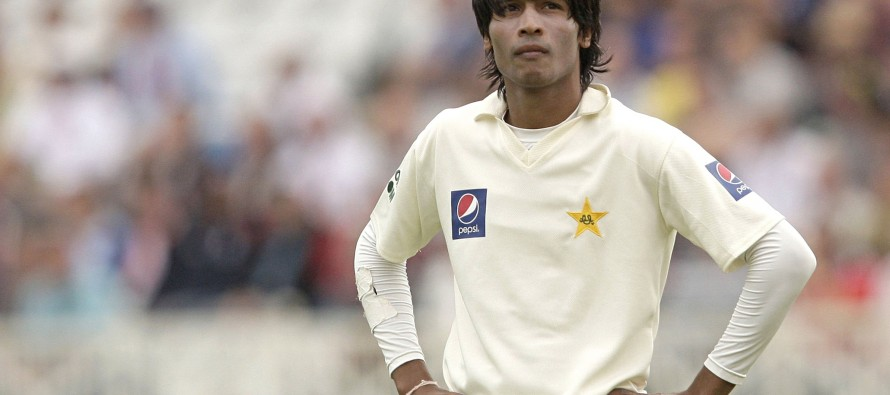 Mohammad Amir fined !
