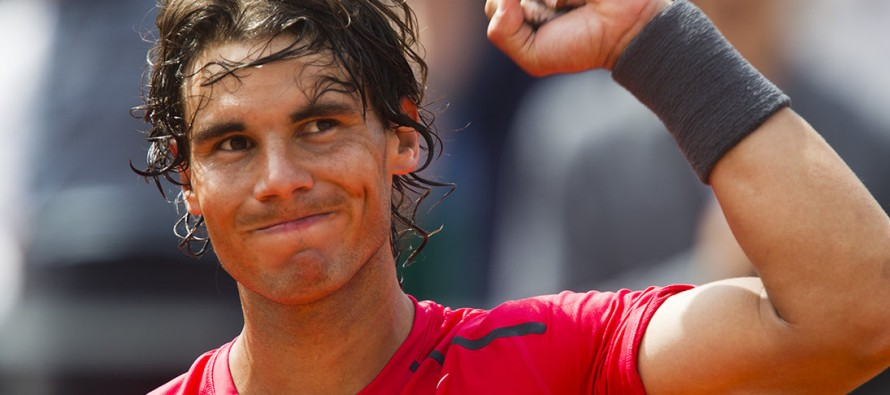 Rafa moves into the final of China Open