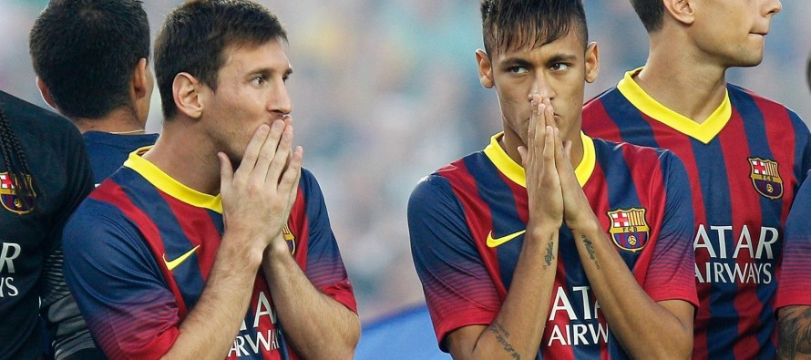 Messi, Neymar out as South America World Cup journey begins
