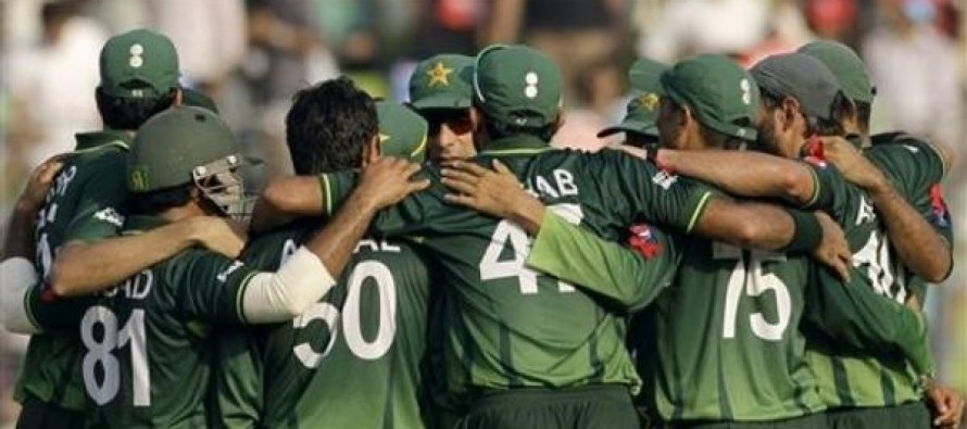 Pakistan cricketers promise support to earthquake victims