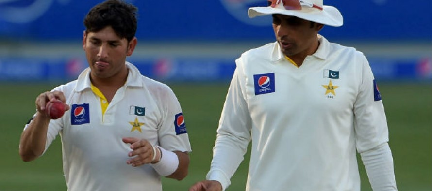 """The way he is bowling, I think Yasir is a threat to every team,"" Misbah"