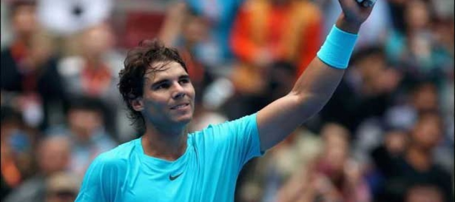 """I am going to fight for every ball to try to have the best result possible,"" Nadal"