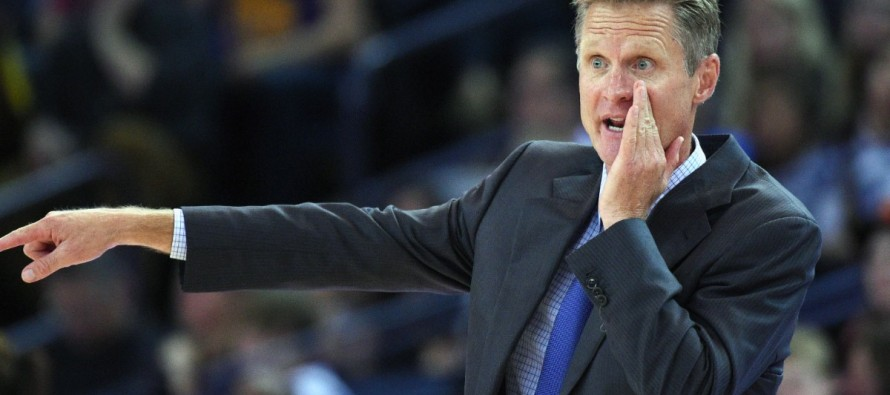 Kerr takes leave from coaching NBA champions