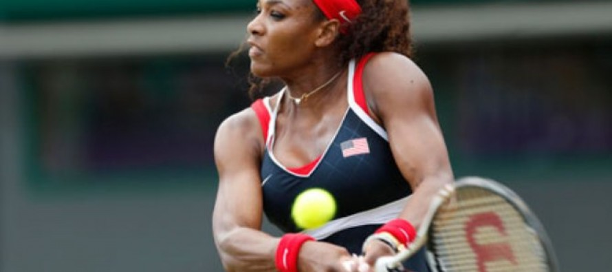 Serena says withdraws from China Open and WTA Finals