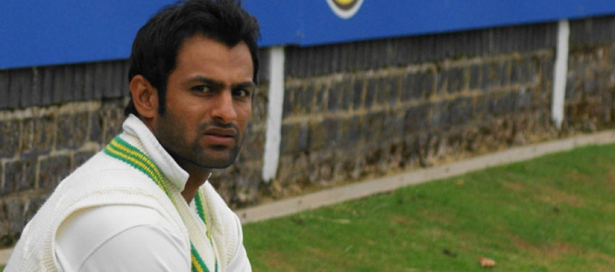Malik ready for first Test in five years