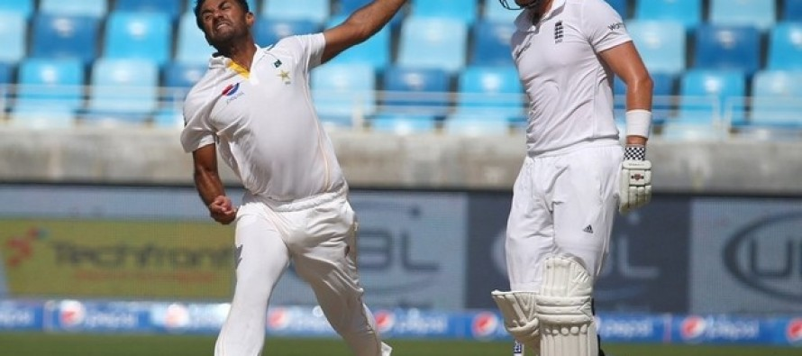Pakistan Take Control Of 2nd Test