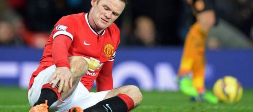 England skipper Rooney doubtful for Estonia