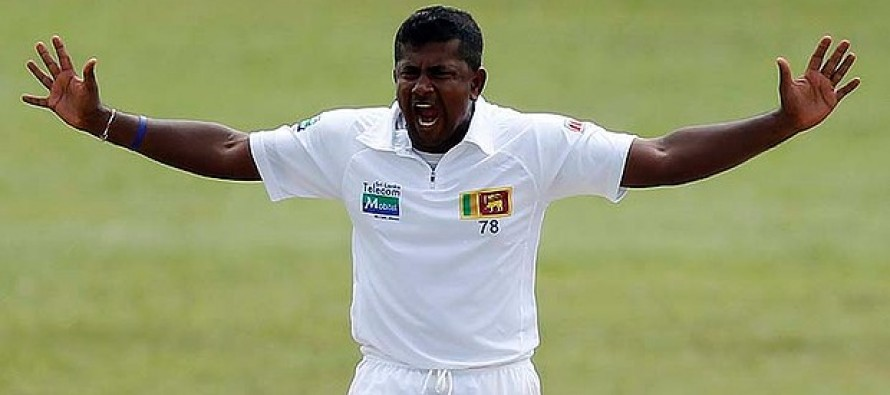 Herath strikes after centurions lead Sri Lanka to 484