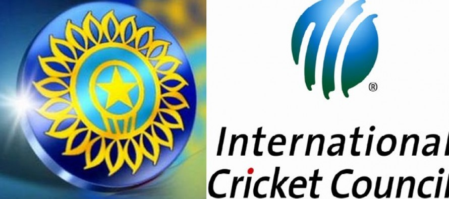ICC decides to charge India