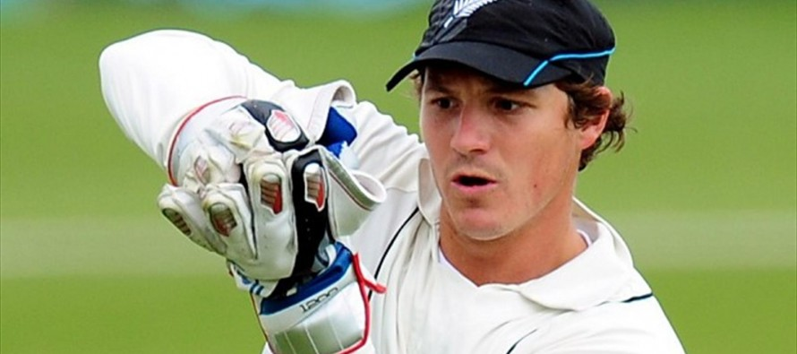 BJ Watling says Blacks Caps 'fizzed' over pink ball Test
