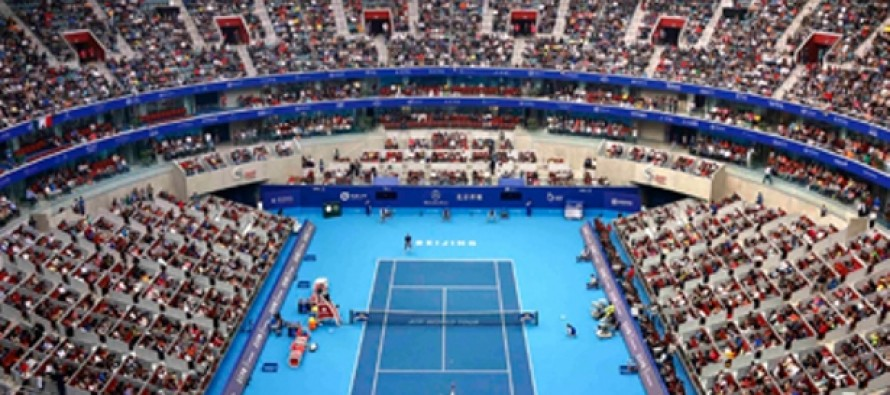 ATP/WTA China Open results