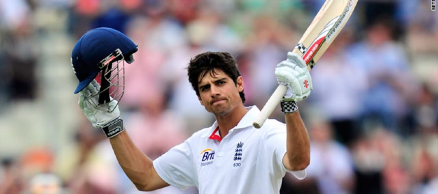 Cook's hundred leads England fightback