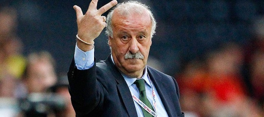 Del Bosque hints he may stay after Euro 2016