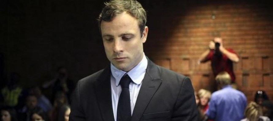 Pistorius freed on parole after one year behind bars for killing girlfriend