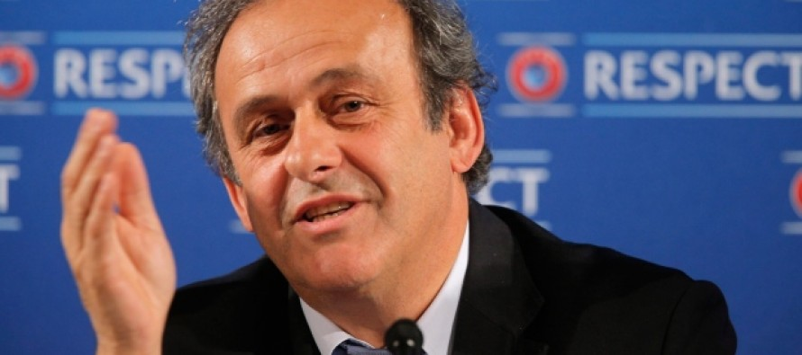 Platini hits back over FIFA payment row