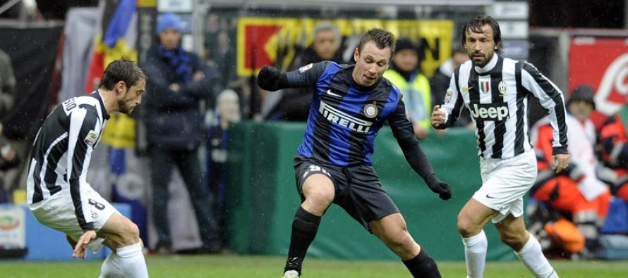 Juve title credentials face Inter test in Derby d'Italia