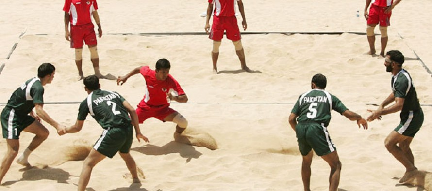 Kabaddi world cup in India called off