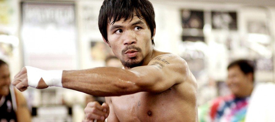 Philippines' Pacquiao says close to retirement