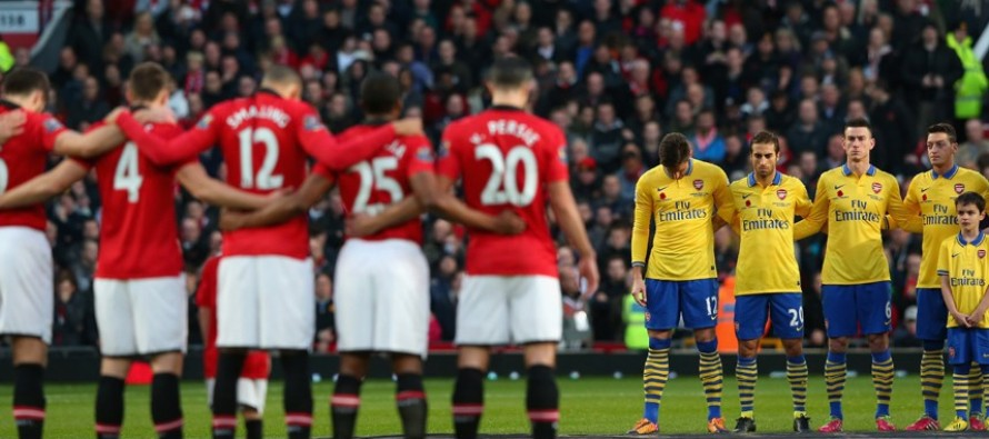 EPL: Clash of old foes