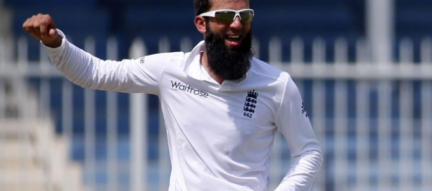 Ali in wickets as England bowlers toil in drawn side game