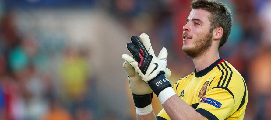 De Gea-inspired Spain deny Ukraine