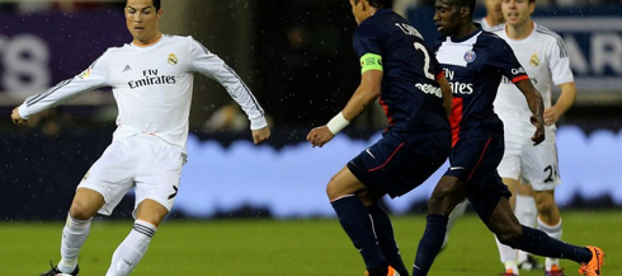 Supremacy at stake as PSG host injury-hit Madrid