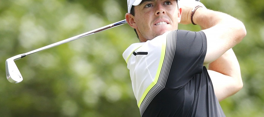 McIlroy hungry to improve after 'lost year'