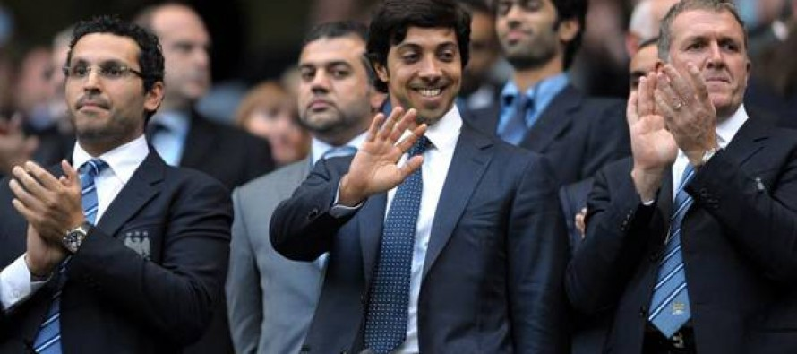 Man City report first profits since Abu Dhabi takeover