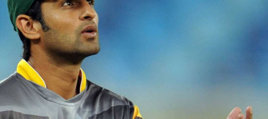 Things you might not know about Shoaib Malik
