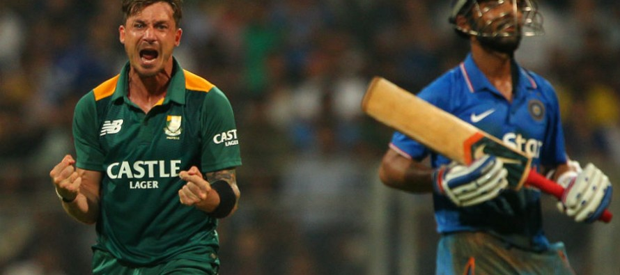 South Africa Thrash India in One Day Series Final