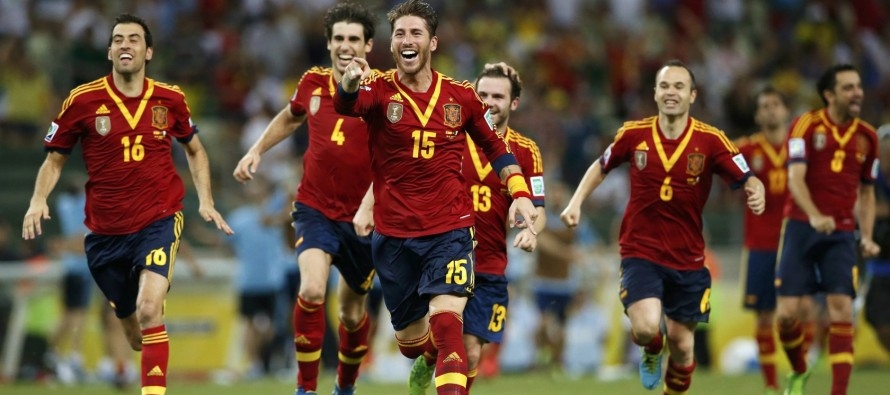 Unconvincing Spain eye qualification for Euros