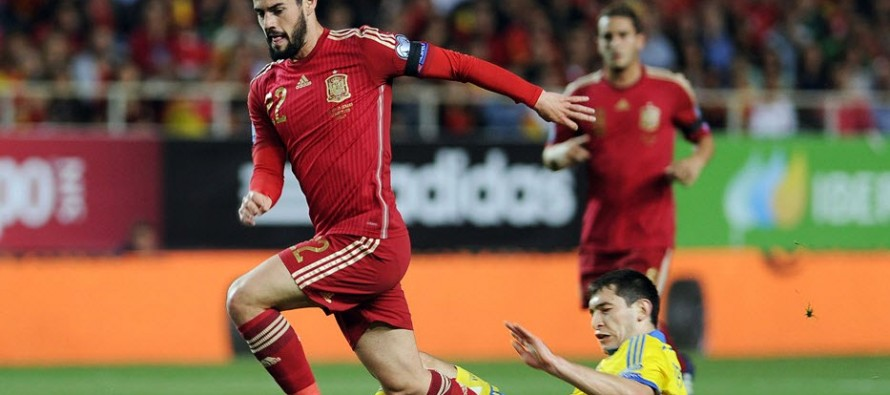 Experimental Spain offers Ukraine Euros chance