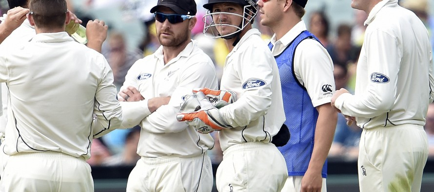 New Zealand seek ICC clarification on DRS 'clanger'