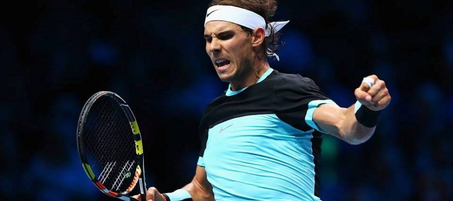 Murray, Nadal in dominant mood at Tour Finals