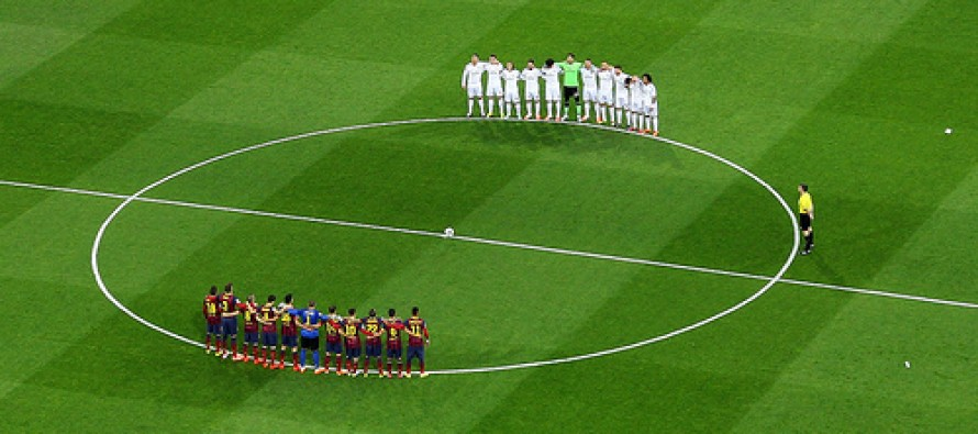El Clasico to hold minute of silence for Paris victims