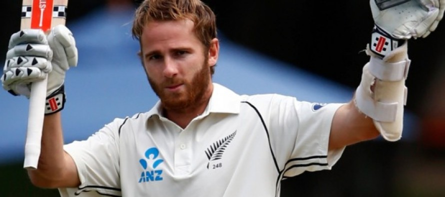 Williamson anchors Kiwi chase after huge Australian total