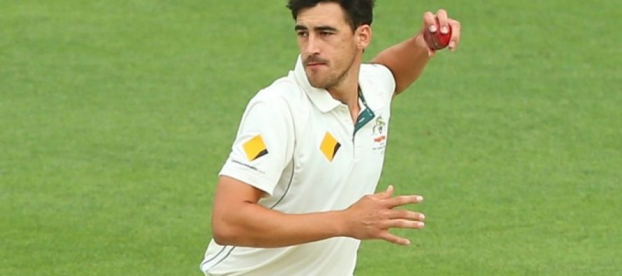 Starc fined for throw at Kiwi batsman
