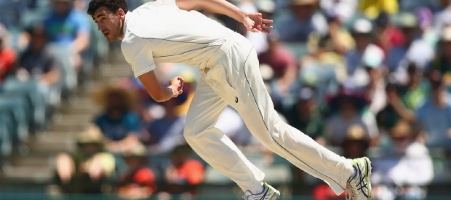 Starc bowls fastest ever Test delivery