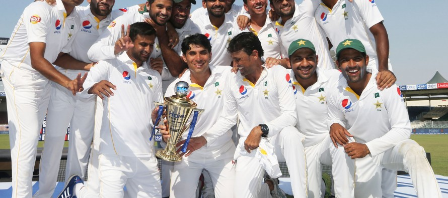 Former cricketers praises Pakistan's victory