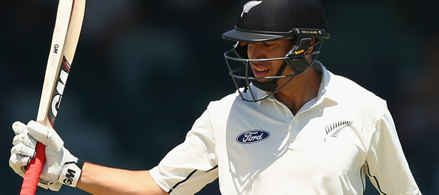 New Zealand all out for 624 in second Australia Test