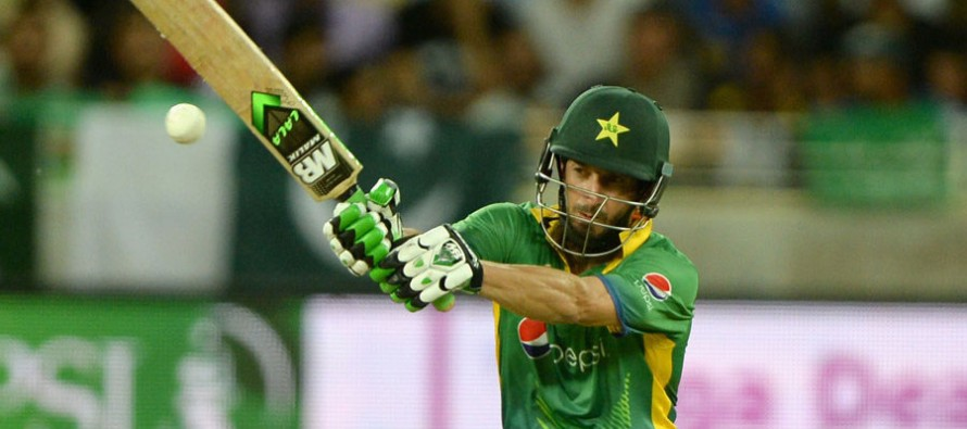 Patience key for Pakistan's oldest rookie Mohmand