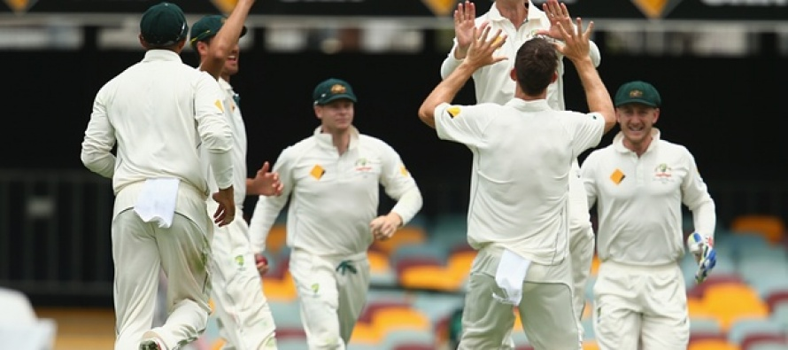 Australia beat New Zealand by 208 runs in first Test