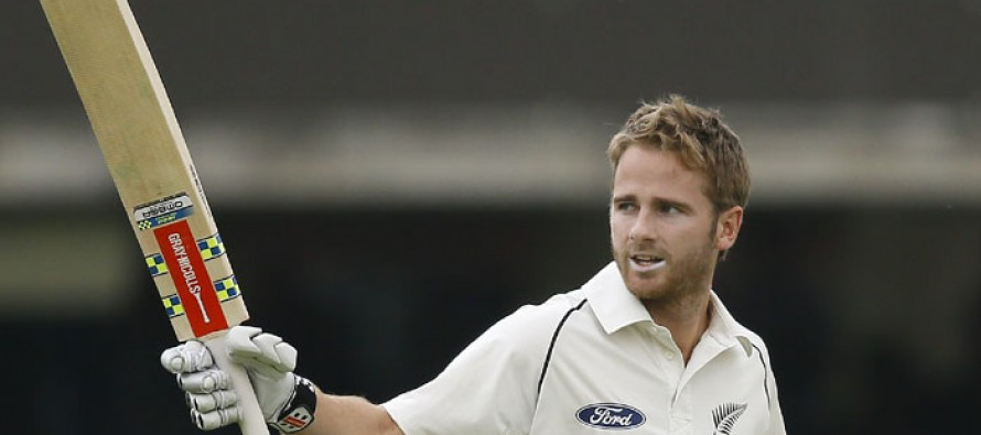 Williamson defies Aussies with fighting ton at Gabba