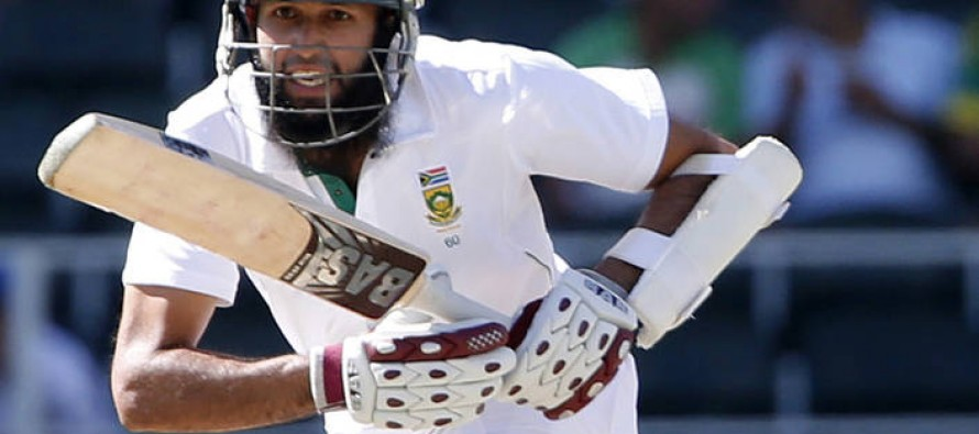 South Africa grind their way to lunch